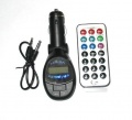 Car MP3 WMA Player FM Transmitter USB Pen Drive/SD/MMC Slot