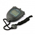 New Portable Accurate Electronic Sport Watch TA210  10 channels