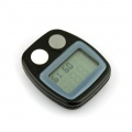 Bike Bicycle LCD Cycle Computer Odometer Speedometer New