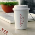 USB cup shape humidifier Heartbeat
