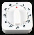 Mechanical Kitchen 1 Hour Cooking Timer Alarm