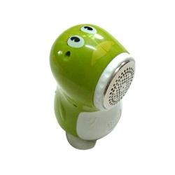 Battery type green worm wool ball trimmer