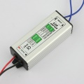 20W 8-12 x2 LED Driver Waterproof IP67 Power Supply 25-45V 600mA