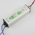 30W 8-12*3 LED Driver Power Supply Waterproof IP67 25-45V