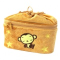 USB food heat preservation BAG LUNCHBOX bag monkeys
