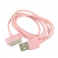 iPhone iPod iTouch Pink New USB Data Charger Cable Cord