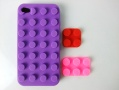 New Apple iPhone 4 4S Cell phone Housing Case Cover Purple