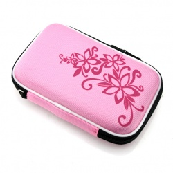2.5 Inch HARD DISK Drive New-pink HDD Protection Case Box