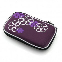 2.5 Inch HARD DISK Drive New-purple HDD Protection Case Box