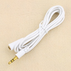 3.5mm Male to Female Stereo Audio Extension Cable New