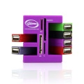 6-Port Hub With Built-In M2/Tf/Ms/Sd/Mmc Memory Card Reader Usb 2.0