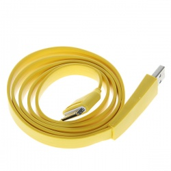 IPad2/3iPhone4/4S data line charging line data transmission line yellow
