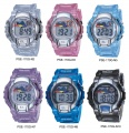 HighQuality PASNEW Fashion Water-proof Students Boys Girls Digital Sport Watch