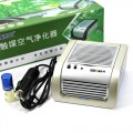 photocatalyst car air purifier/car oxygen bar
