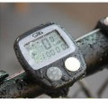 2012 LCD Cycling Bike Bicycle Cycle Computer Odometer Speedometer