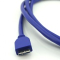 USB 3.0AMale To Micro B Female Cable