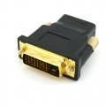 24 + 1 pin DVI Male to HDMI Female M-F Converter Adapter For HDTV