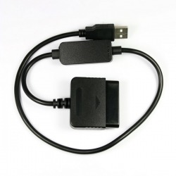 PS2 to PS3 USB Controller Converter adapter For PS 2