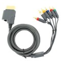 XBOX 360 COMPONENT HD AV HIGH DEFINITION HDTV CABLE