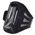 iPhone 5 Reticular Sports Durable Armband Holder Pouch Case