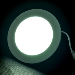 18W 1480LM cold white LED Ceiling Panel Lamp