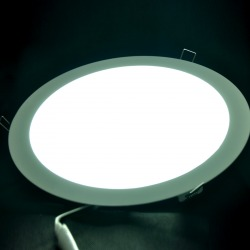 21W Cold white LED Ceiling Panel Lamp