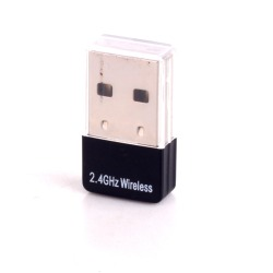 2.4 GHz Wireless USB converter adapter with 150Mbps