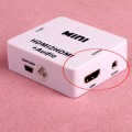 MINI HDMI2HDMI AUDIO+ Audio converter with 1080p