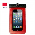 Apple iphone5 Waterproof bag with compass camouflage