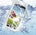 New Waterproof Shockproof Dirt Proof Case Cover For Samsung Galaxy S4 i9500 white Color