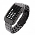 Fashion Alloy Man LED Digital Wrist Sport Watch Clock