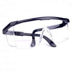- Anti Laser Safety Glasses Eye Protection transparent Lens