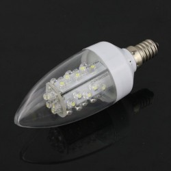 1.5W E14 Bright 30-LED Energy Saving LED Light Bulb Lamp Warm White