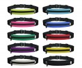 Large Size Single Pouch Waterproof Fitness Running Cycling Hiking Waist Belt Bag