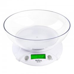 1g~7kg Digital LCD Electronic Parcel Food Weight with Bowl Kitchen Scale Weighing Scales Cooking