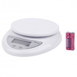 "1.7"" LCD Digital Kitchen Scale 5kg Max/1g Resolution"