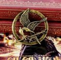 2 Colors Accessorie Brooch Mockingjay Bird Breastpin Badge Pin Pendant Replica
