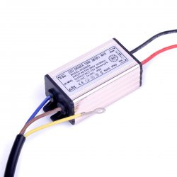 10 3*3 W LED Waterproof Constant Current Drive Power