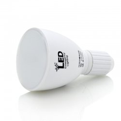 "2 in 1 LED Bulb & Flashlight Combination ""Apollo"" - 4 Watts 30 000 Hour Lifespan Remote Control"