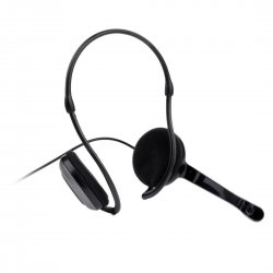 PC Phone Ultrabook DH-983 Danyin 3.5mm Stereo Neckband Headset with Microphone
