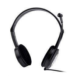 PC Phone Ultrabook Danyin 3.5mm Stereo Headset Clear Sound with Microphone