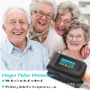 Fingertip Pulse Oximeter blood oxygen monitor non-invasive SpO2 medical