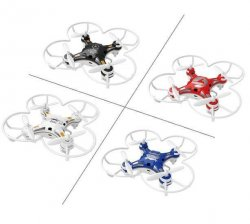 FQ777-124 Professional Pocket Drone 4CH6Axis Gyro mini quadcopter With Switchable Controller RTF