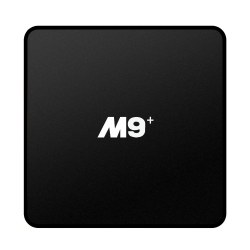 Android 5.1 tv box m9 plus M9+ Amlogic S905 Quad-Core 64-bit Cortex-A53 smart tv box lastest model Media player KODI
