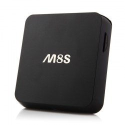 Original M8S TV Box 2G/8G Dual band 2.4G/5G wifi Android 4.4 Amlogic S812 Chip 4K XBMC Full HD Smart tv Media Player