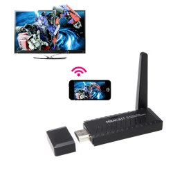 Miracast Display Dongle Receiver 1080P HDMI Wireless IPUSH AirPlay DLNA