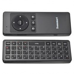 2.4G Wireless Air Fly Mouse Keyboard Keypad for MINI PC Android TV BOX
