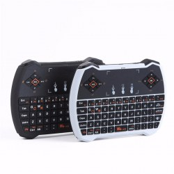 2.4GHz Mini Wireless Keyboard Computer Remote Control With Touchpad Air Mouse for TV Box Mini PC Laptop