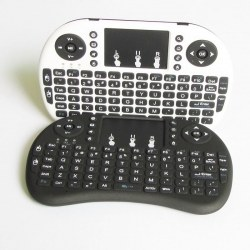 Mini Keyboard Rii i8 Russian English Air Mouse Multi-Media Remote Control Touchpad Handheld for Android TV BOX Notebook Mini PC