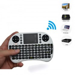 500RF 2.4G Wireless Mini Wifi Keyboard Air mouse case Touchpad For Android TV PC TV BOX